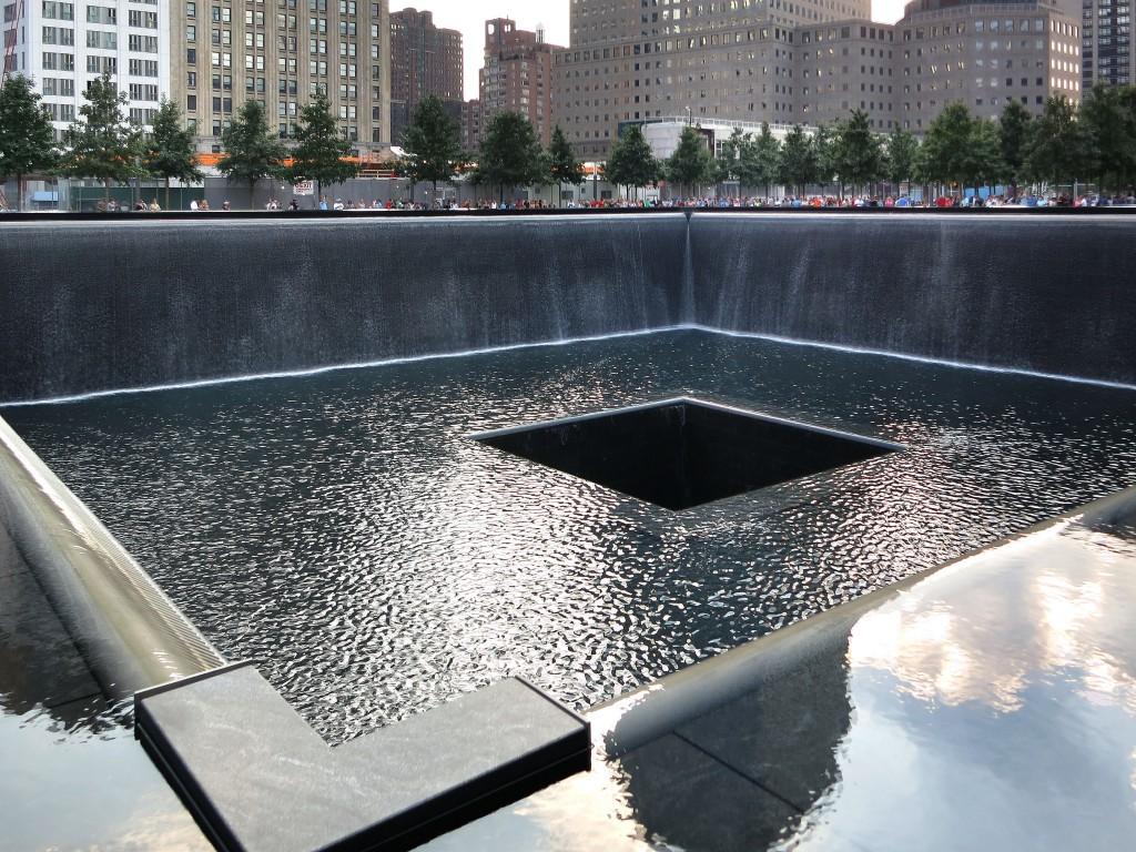 Chuck Westfall-911 Memorial-1