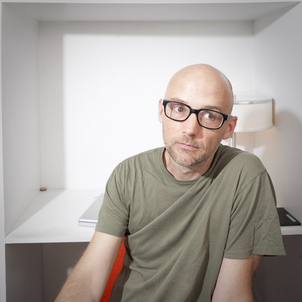 Moby - Manhattan - Illustration Magazine Japan