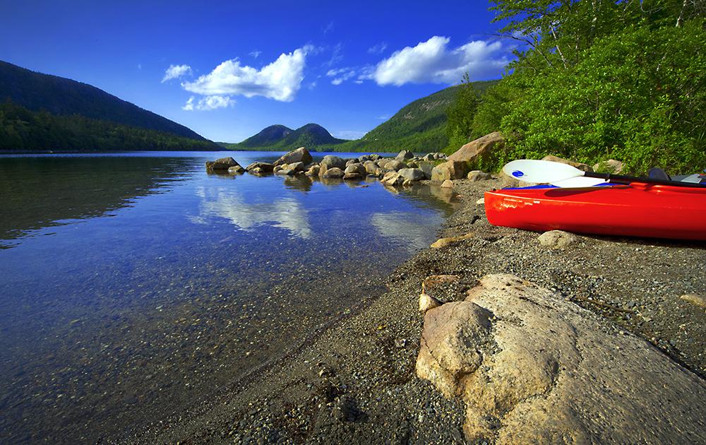 Lake at Acadia