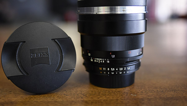 Zeiss consigns lenses to #RIT Photo Cage