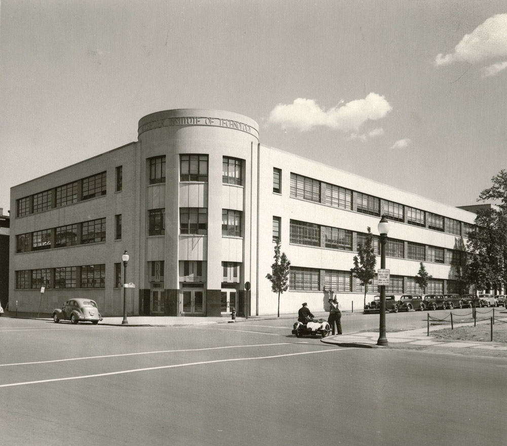 Downtown S Foreman Clark Building To Become 124: #RITphoto End Of Year Celebrations